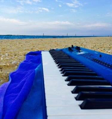 CS1x Ableton Instruments- CS on the Beach