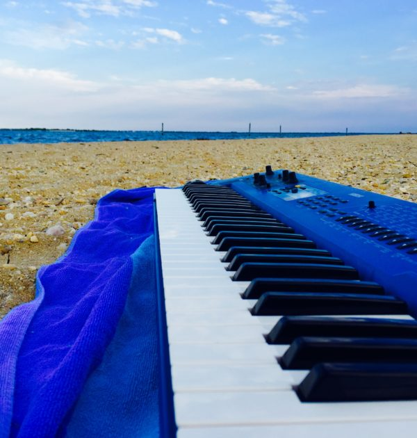 CS1x Ableton Instruments- CS on the Beach