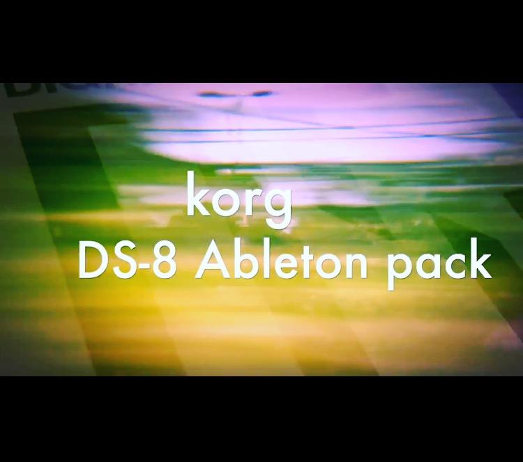 Korg DS-8 Free Ableton Instruments Sample Pack - Expanding Sound