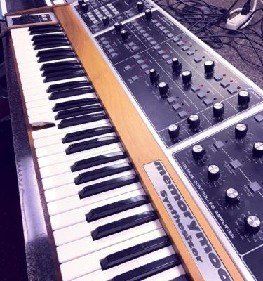 MemoryMoog Free Ableton instruments