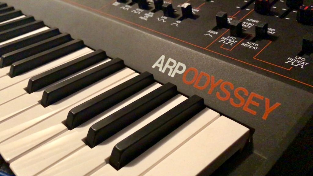 ARP Odyssey Ableton Instrument MegaPack