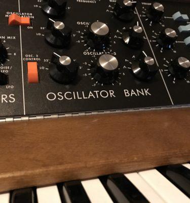 Free MiniMoog Bass Ableton Instruments