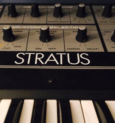 Crumar Stratus Ableton Instruments