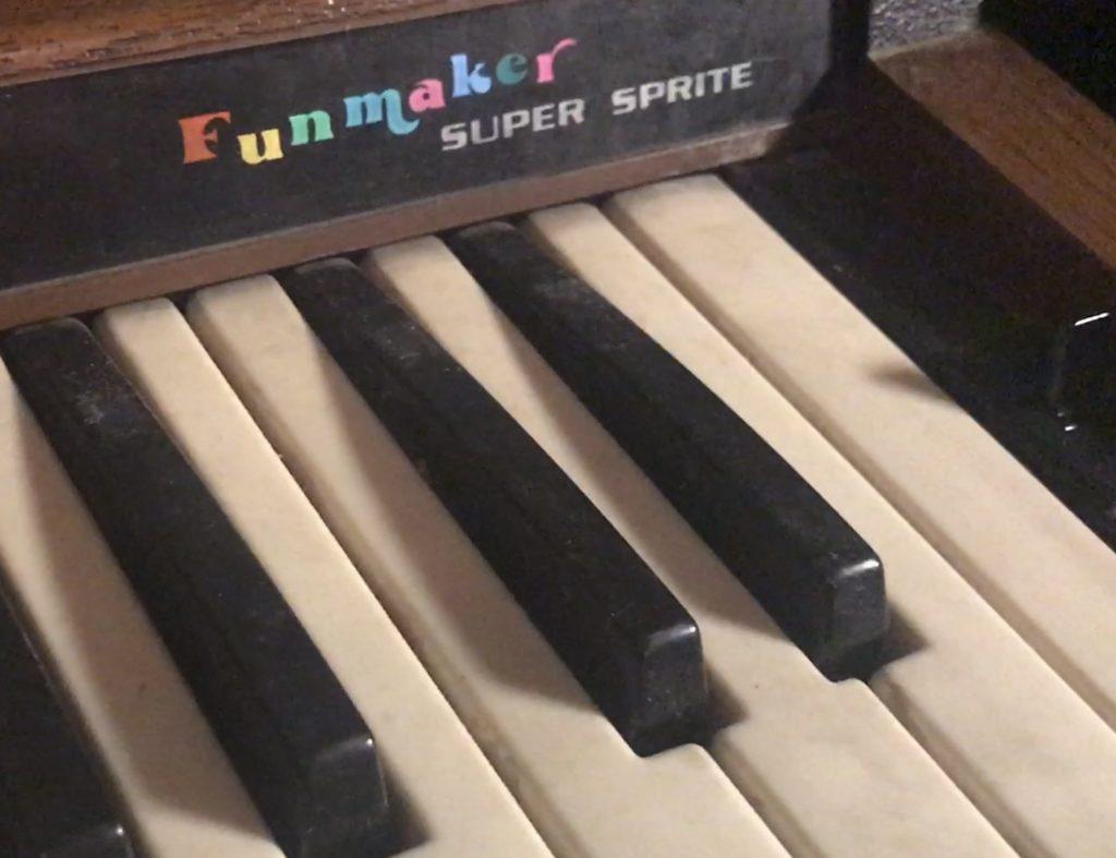 Wurlitzer Funmaker Super Sprite Ableton Instruments