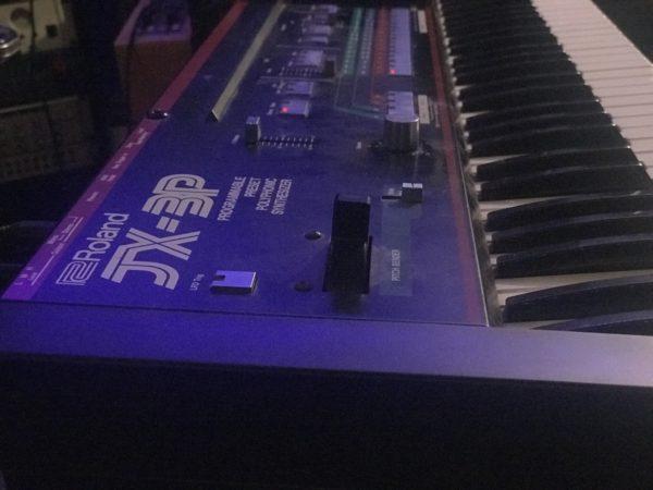 Expanding Sound Roland JX3P