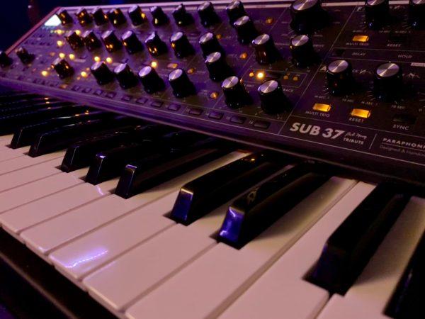 Moog Sub37 Ableton Pack