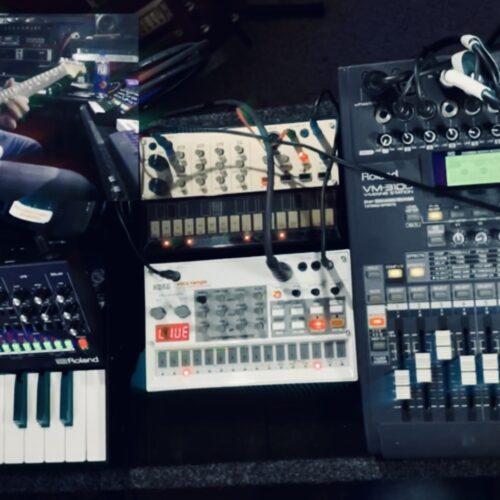 VM3100 jam session