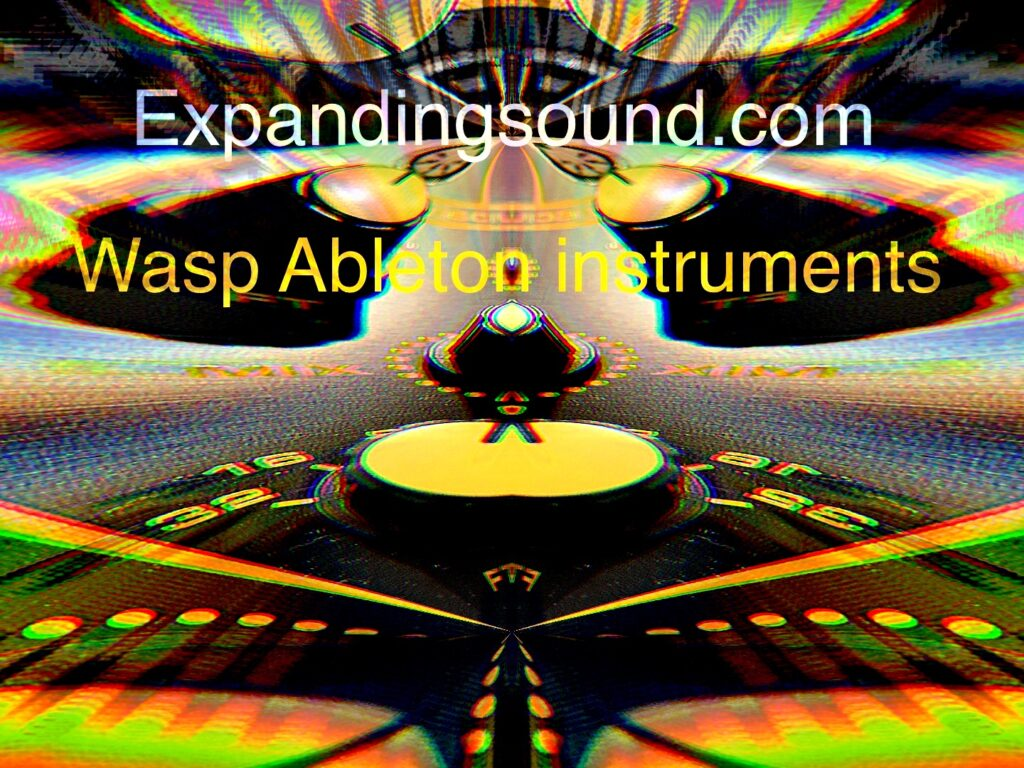 Ableton Wasp Instruments